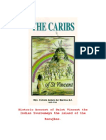 Historic Account of Saint Vincent the Indian Youroumayn the Island of the Caribs by Fr Adrien Le Breton(1)