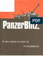 Wargamer's Guide to Panzer Blitz