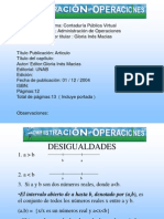 Program Ac i on Lineal 1