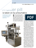 A Bitter Pill is Taken on by Pneumatics