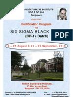 BB 17 Brochure