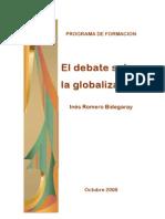 El Debate Globalizacion