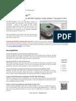3D PDF Converter Product Data Sheet Rel