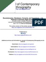 Klandermans Revolutionaries, Wanderers, Converts, And Compliants -Life Histories Linden_Journal of Contemporary Ethnography_36_2007_u