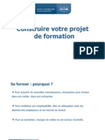 Contruire Projet Formation Right-management 2010