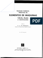 Elementos de Máquinas (Vol. 1) - Niemann