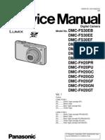 Panasonic Dmc-fh20 Fs30 [ET]