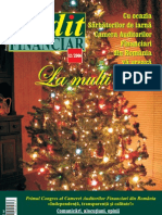 Audit Financiar nr 12/2006