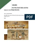 The Keys of Anubis -Aron