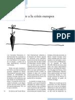 Mexico y Crisis Europea