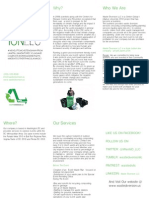 WDLLC Brochure for Clients