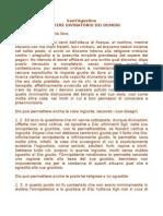Aurelio Agostino - Il Potere Divinatorio Dei Demoni