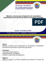 Presentacion Gerencias Social Tema 3