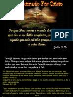 TEMA - PAIXÃO POR CRISTO