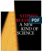 A New Kind of Science - S. Wolfram