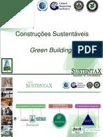 Construções Sustentáveis Green Buildings NF 240810