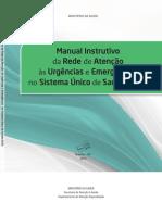 Manual Instrutivo Rede Atencao Urgencias