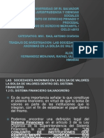 Diapositivas Bolsa de Valores