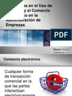 La Incidencia en El Uso de Las Tics y El Comercio Electronico