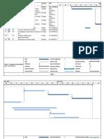 Cronograma Metodologia