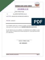 Informe Dde Quimica Analitica 5