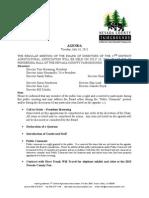 Agenda -Nevada County Fair  Board - July 16, 2013