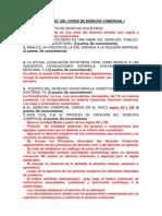 4 Autoevaluaciones Del Curso de Derecho Comercial i