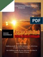 Karakter Haddadiyyah Dalam Diskusi Ilmiyyah Bagian 9