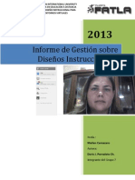 Proyecto Gestion DorisPernalete Semana4