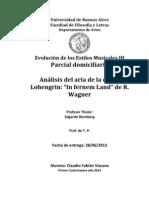 Parcial Estilos III - Lohengrin