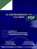 El Emprendimiento en Colombia 1