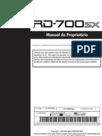 Roland RD 700 SX