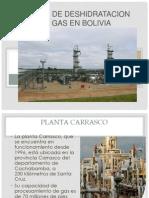 PLANTAS DE DESHIDRATACION DEL GAS EN BOLIVIA.pptx