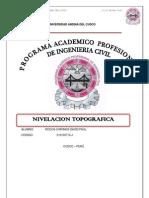 Estacion Total Informe