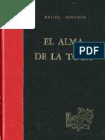 [1986] El Alma de La Toga - Ossorio A