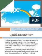 Exposicion de Skype