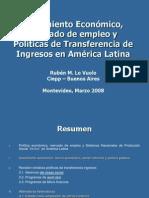 Exclusion y Mercado de Empleo Esp