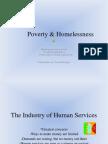 Poverty & Homelessness