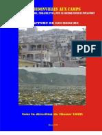 Rapport de Recherche PDF 21 Mars