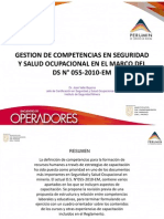 Gestion de Competencias