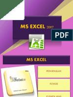 Nota ICTL MS Excel