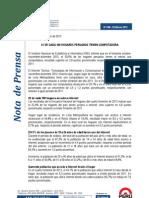 Archivo de La INEI