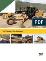 Caterpillar Product Line 2012