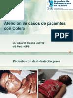PPT Manejo de cólera