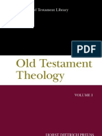 130597256 Old Testament Theology Volume I