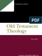 130597256 Old Testament Theology Volume I