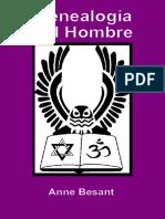 Genealogia Del Hombre - Besant, Annie
