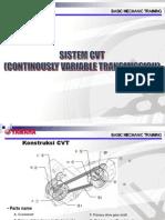 6. Sistem CVT