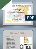 Presentacion Microsoft Office (Ver 97-2003)