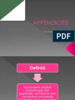 Appendicitis Nina
